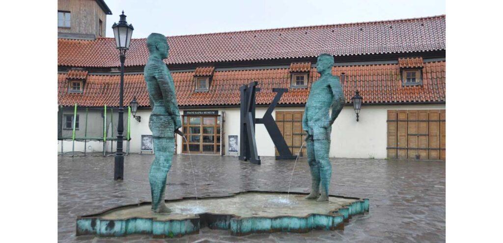 Prag-heykeller
