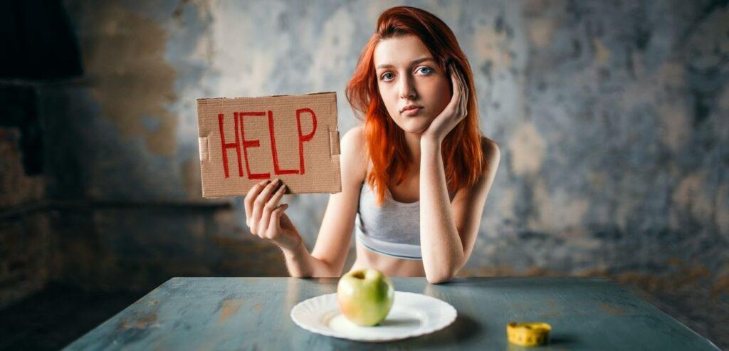 Anoreksiya nervoza ve toplum baskısı